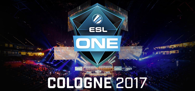 ESL Keulen 2017 CS:GO