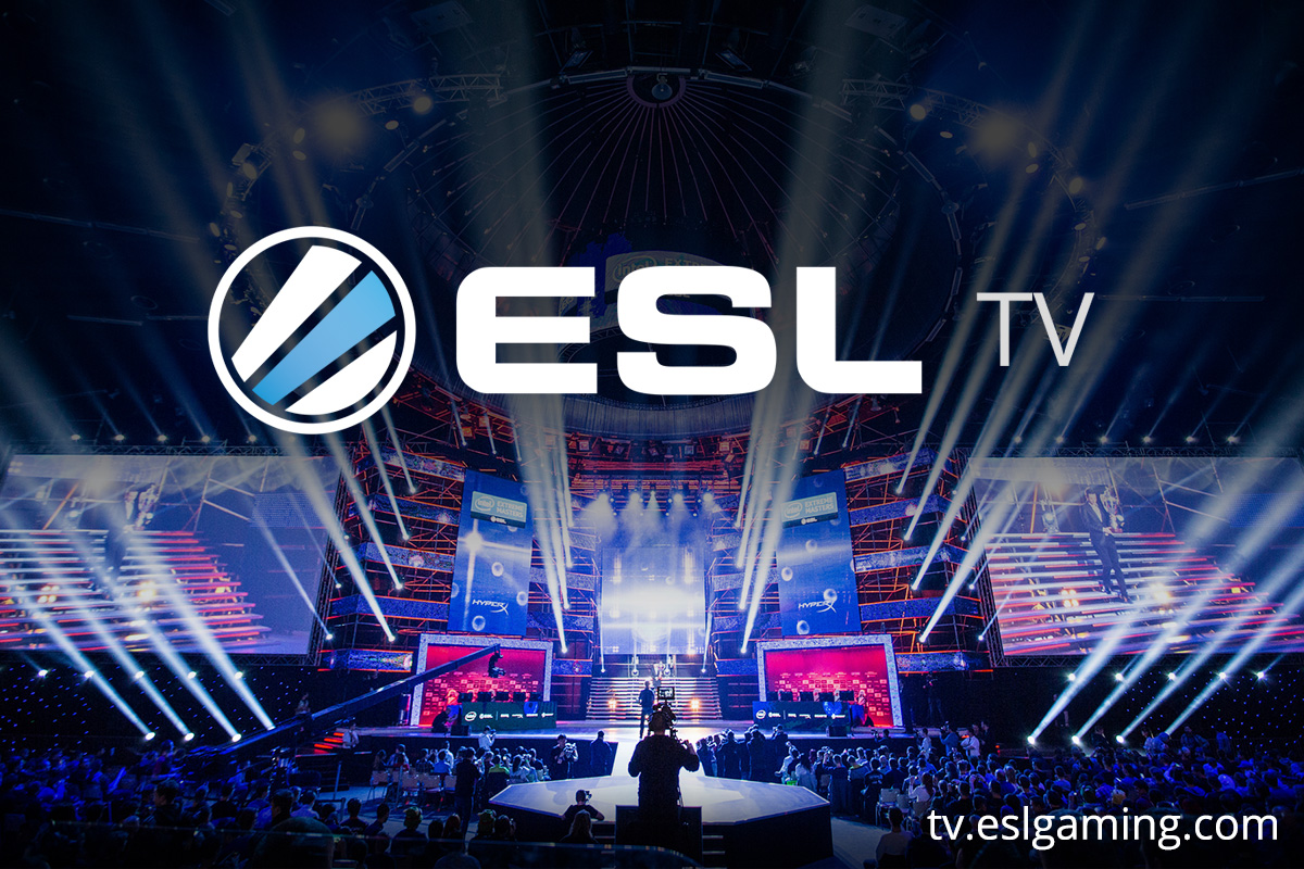 ESL TV esports streaming community