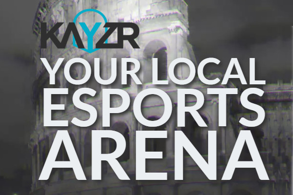 Kayzr Belgische esports community