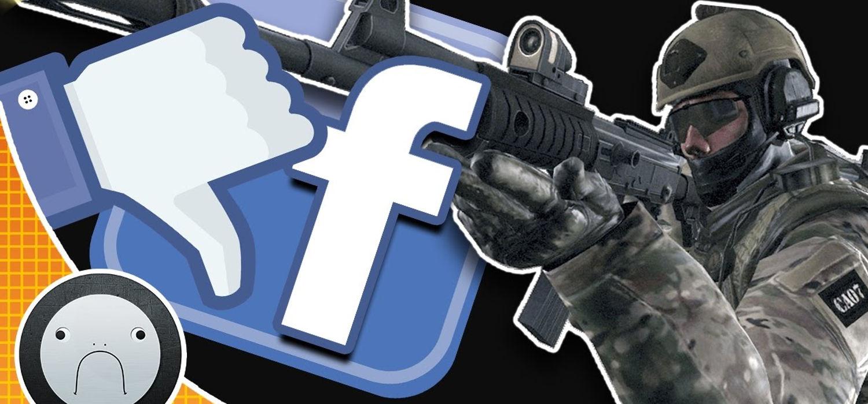 CS:GO Pro League op Facebook