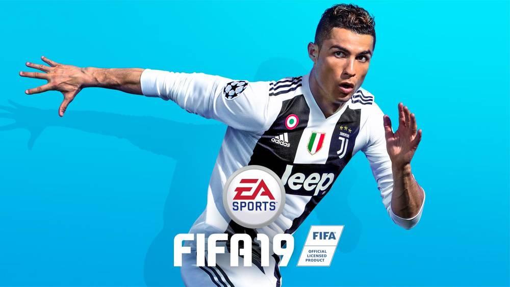 FIFA 19 demo downloaden
