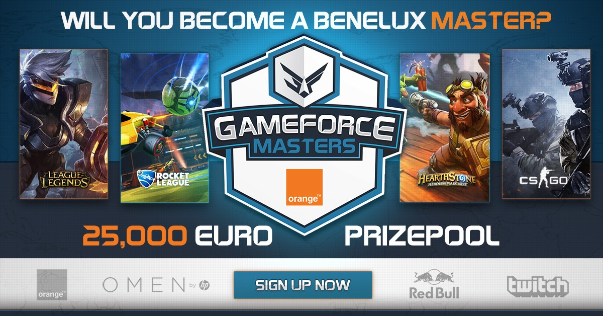 Gameforce masters