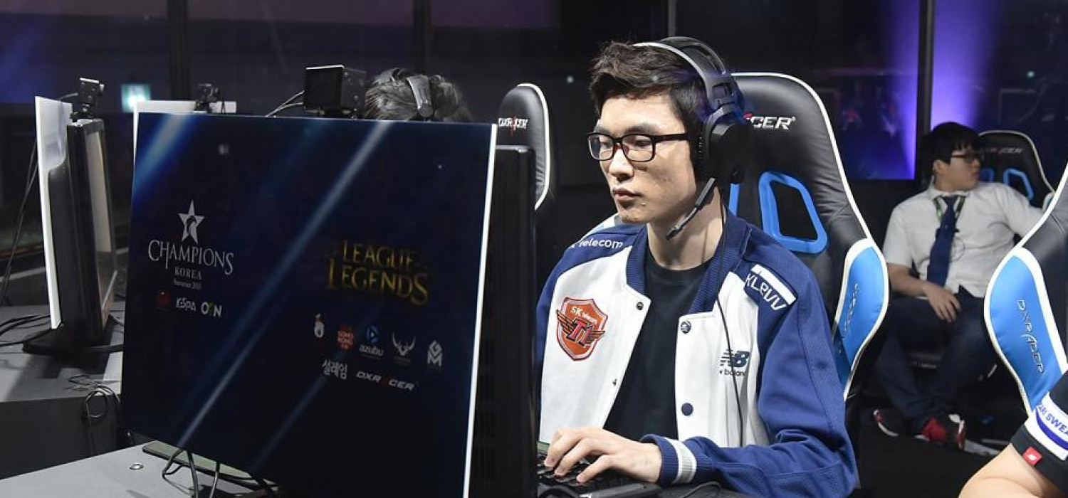 League of legends Faker op Twitch voor de eerste keer