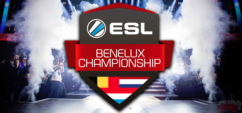 ESL Benelux 2017 eSportsBelgie.be