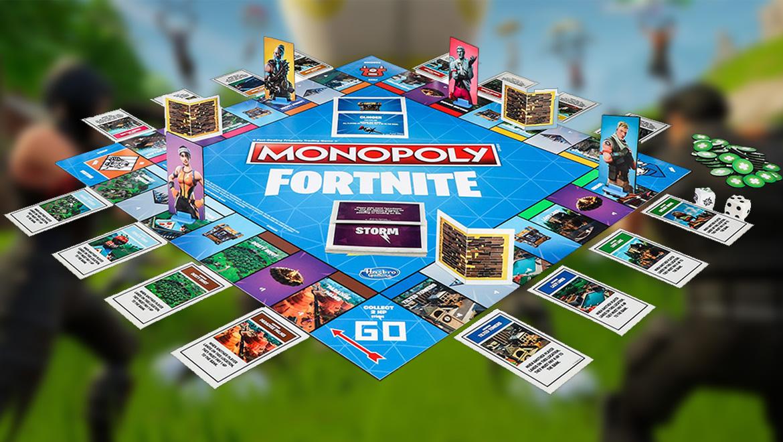 Fortnite Monopoly kopen
