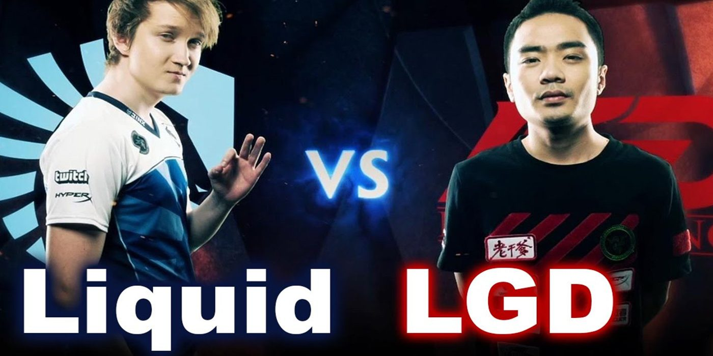 Team Liquid vs LGG